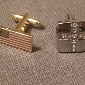 Other - 2 Pairs of Cufflinks